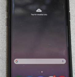 Samsung Note 8, 64 GB – Unlocked, with UAG case – $275 (Poinciana/Kissimmee)