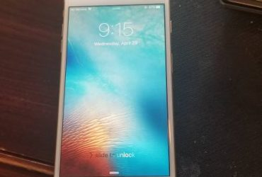 I phone 6 plus model A1522 like new – $50 (Orlando)