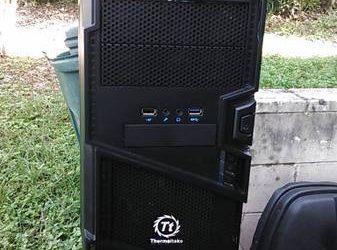 Budget Gaming Desktop Hex Core 3.5ghz, 16g ram, 4g Video Computer FIRM – $350 (Altamonte 32714)
