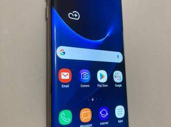 Galaxy S7 Edge Factory Unlocked – $150 (Aventura)