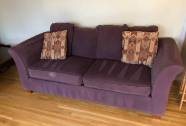 FREE Super Comfortable Couch!! (Ossining)