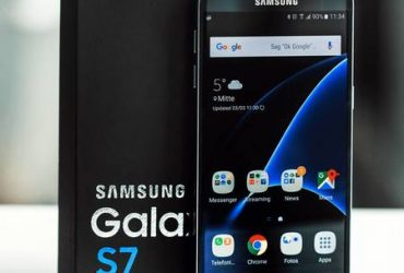 Unlocked Samsung Galaxy S7 32gb Black Onyx – $250 (Oviedo)