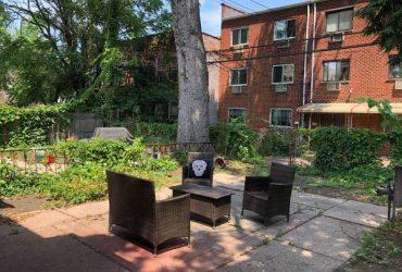 $850 1st Floor,Room w/Backyard,Walk To Train,Pet OK*Hablo Español (Sunnyside—Long Island City)