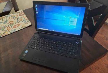 """Toshiba Satellite 15"""" Laptop"""