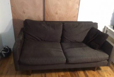 Super Comfy and Clean Free Couch! (Midtown East)