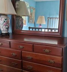 Free Bedroom Furniture- You pick up (New Fairfield)