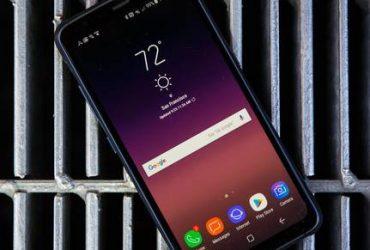 Unlocked Samsung Galaxy S8 Active 64gb Black – $310 (Apopka)
