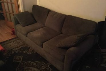 Couch and Bed (Fort Greene)