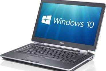 Dell Laptop Intel I7 Cpu 8GB 500GB HDMI Win 10 MS Office – $225 (Titusville)