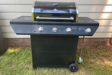 Free grill for metal scrap (Northwest Raleigh)