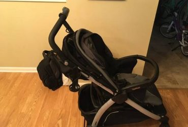 Peg Perego Book stroller (Chapel Hill)