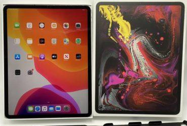 Apple iPad Pro 3rd Gen. 1TB, Wi-Fi 4G Unlocked, 12.9 Space Gray in – $1100 (Orlando Airport MCO)