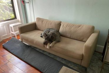 Very Comfy Ikea Couch (Park Slope)
