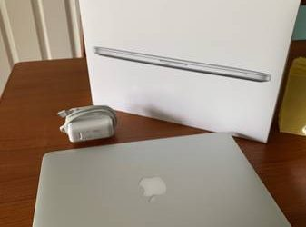 "MacBook Pro 13"" Retina Display Early 2015 3.1GHz 16GB RAM 500GB SSD HD – $800 (Winter Park)"