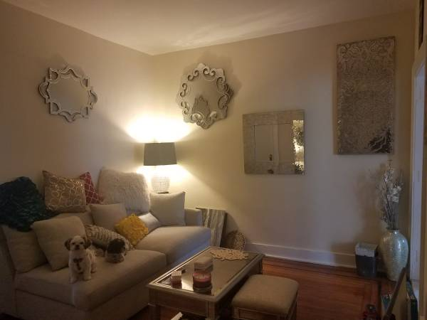 $1300 Right by Ferry- aug 1:1 bdrm in a 2 bdrm avail: All Utilities Included (st. george)