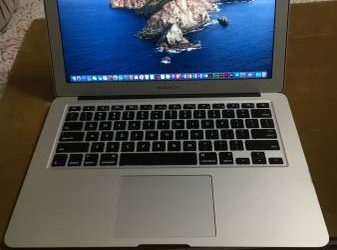 macbook air 2017 great shape 13 inch i5 cpu – $600 (broward)