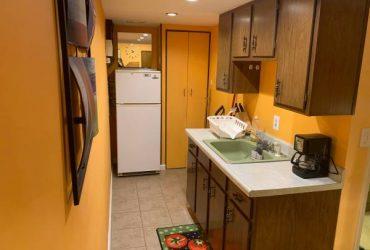 $850 Rosebank Studio basement for rent (Staten Island)