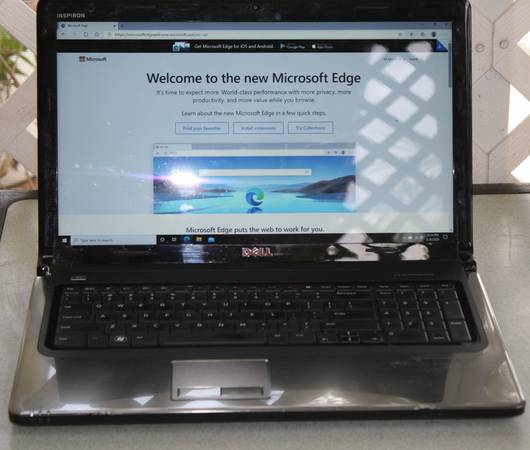 "17.3"" Dell Inspiron 1764, New Windows 10/Office suite 2016 – $175 (Poinciana/Kissimmee)"