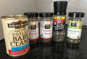 Free spices (East Harlem)