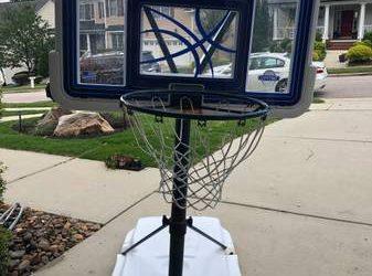 Free Basketball Setup for pool (West Cary)