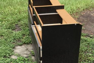 Old Damaged Dresser (Plant City)