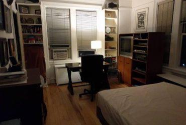 $1595 / 190ft2 – Sunny Furnished Room – Private Bathroom – Doorman Building (Upper West Side)