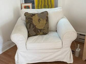 FREE furniture – couch, chair A/C etc (Bushwick)