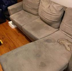 FREE SECTIONAL COUCH TO TAKE