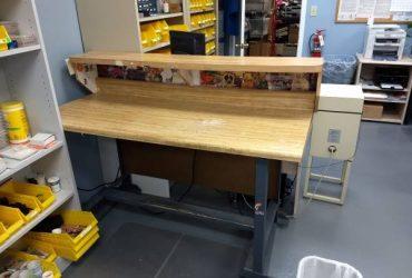 Shop Bench (Oldsmar)