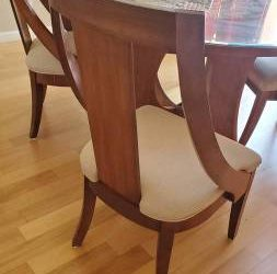 Dining table and chairs Free (South florida)