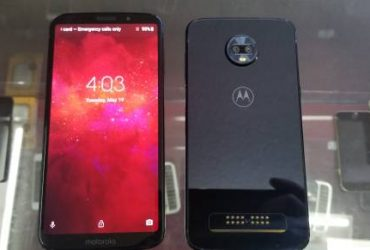 GSM Unlock Moto Z3 Play 32gb Clean Period – $200 (7414 state road 52 suite 5 Hudson)