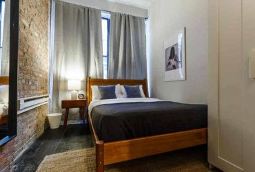 $365 / 700ft2 – Perfect bedroom with all private facilities!