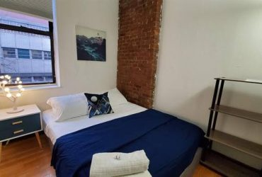$366 / 632ft2 – Wonderful, Private room for rent, utilities included
