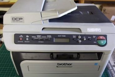 Brother DCP-7040 All-in-One LASER Copy/Scan/ Print: USB Cable & Toner – $89 (Pinellas Park)