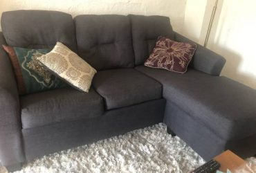FREE L-shaped couch – perfect for apartment