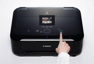 Canon PIXMA MG6220 Wireless Inkjet Photo All-in-One Printer – $60 (Largo)