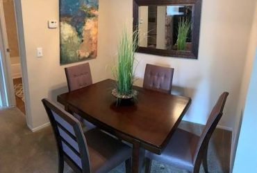 $1143 / 2br – 864ft2 – Clothing Care Center, Vaulted Ceilings, Cozy Wood Burning Fireplaces
