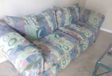 Free, recliner couch and sofa