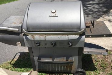 Curb Alert. Free old grill. (Lake Mary)