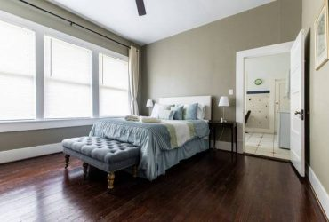 $1800 / 500ft2 – 1Br Freq.Disinfected Apt in Dallas, Mon-Thurs Rental Available (Nasher Sculpture Center)