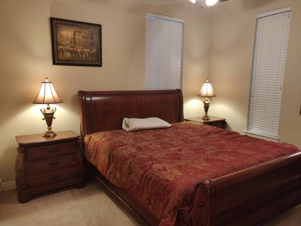 $795 Luxury Bedroom Fully furnished (Plano/Frisco)