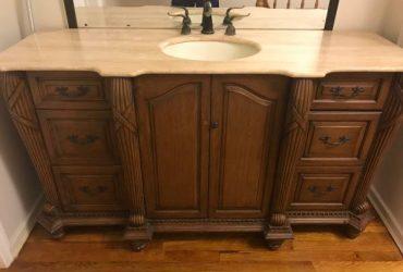 Vanity bathroom (Malverne)