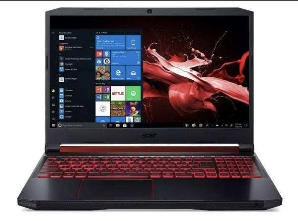 Acer gaming laptop – $250