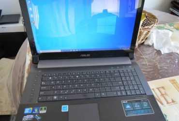 ASUS Laptop N73JQ-A2 Intel Core i7 1st Gen 740QM (1.73 GHz) – $300
