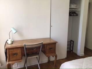 $1300 SPACIOUS FURNISHED BEDROOM FOR SHORT OR LONG TERM RENTAL (East Harlem)