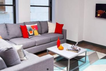 $1469 TWO MONTHS FREE RENT – One Bedroom in 4bed/3bath apartment (West Loop)