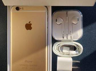 New Condition Apple iPhone 6 Factory Unlocked Bundle – $150 (Opa Locka)