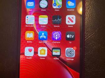 Tmobile/metro pcs iPhone XR – Perfect condition – $430 (Winter Park)