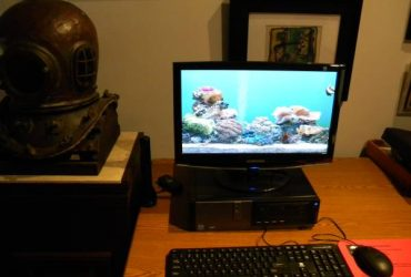 HP Compaq Desktop COMPLETE – $150 (Orange Park)