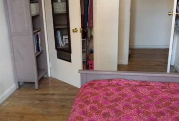 $1295 / 120ft2 – SUNNY ROOM / GREAT LOCATION – Large Corner Apartment (Upper West Side)